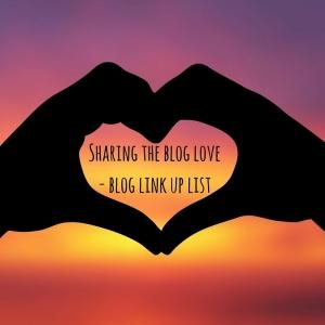 Sharing the blog love - blog link up list