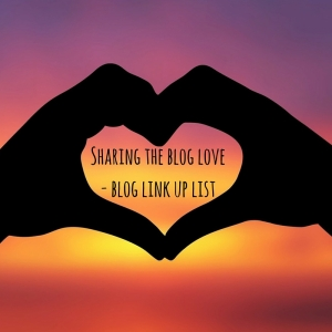 Sharing the blog love - blog link up list