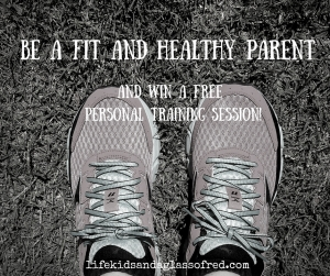 Be a fit and healthy parent