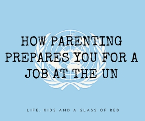 Parenting and the UN