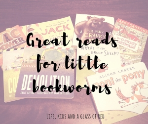 Great reads for little bookworms (1)